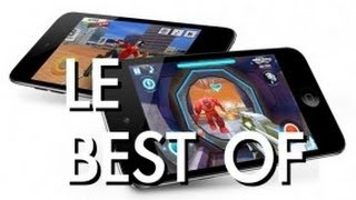 Jeux IPhone / IPad - Le Best Of #59 - Angry Birds Friends, Stick Stunt Biker 2, Mind Blitz