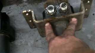 10. ZERO TURN MOWER REPAIR      how to replace the pumps and wheel motors