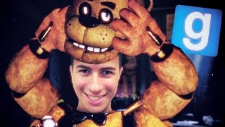 Video LA PANIQUE TOTALE !! - Five Nights at Freddy's (GMOD) MP3, 3GP, MP4, WEBM, AVI, FLV Agustus 2017