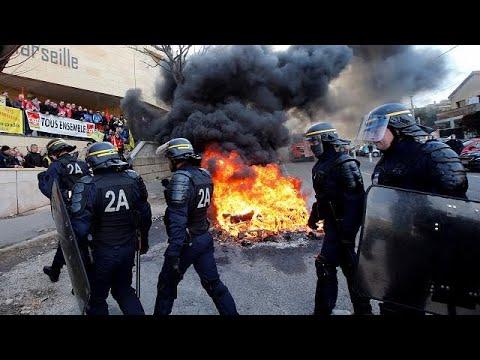 Γαλλία: Νέες κινητοποιήσεις στις φυλακές