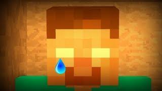 Herobrine has feelings too - Minecraft