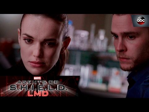 Fitz and Simmons Discover the LMDs - Marvel's Agents of S.H.I.E.L.D. 4x14