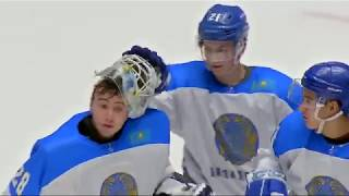 Republic of Kazakhstan President Cup, Kazakhstan 4 Barys 3, 12 August 2018