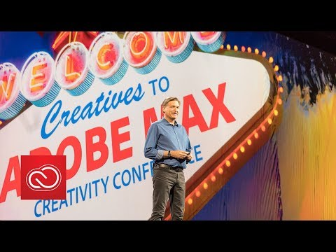 Adobe MAX 2017: Day 1 General Session (Full Length) | Adobe Creative Cloud