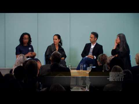 Robin Givhan - Washington Post Style Editor Robin Givhan, leads a conversation with past National Design Award Winners Francisco Costa (Womens Creative Director of Calvin K...