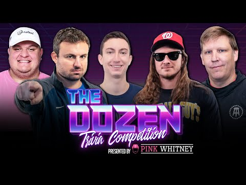 Angry Shouting Match Fuels Heated Trivia Battle (Ep. 061 of 'The Dozen')