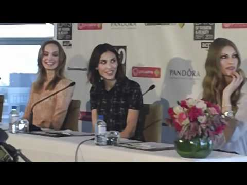 Alexa Chung 30 Days of Fashion & Beauty Press Conference, Sydney