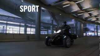 7. Introducing the 2013 Can Am Spyder ST