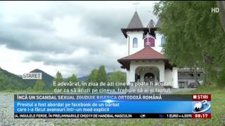 Un fost călugăr, discuţii fără perdea cu stareţul Mănăstirii Prislop, Stirile diminetii, 19-07-2017.