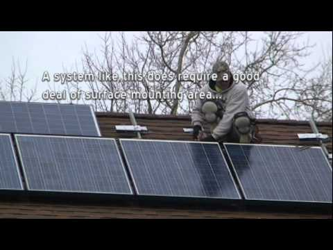Whole House Solar PV, not a DIY, installed by Astrum Solar, Enphase Micro Inverters