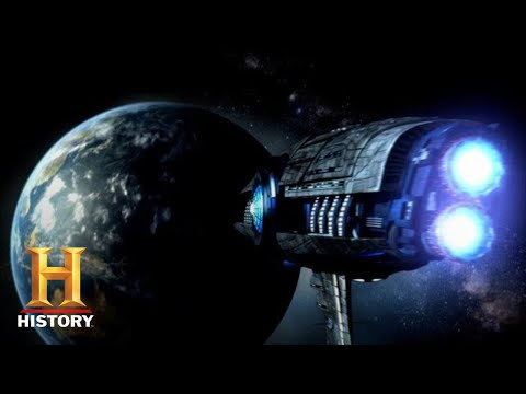 Ancient Aliens: WARRING ALIENS FIGHT FOR CONTROL OF EARTH (Season 14) | History