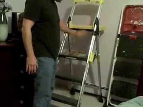 3 Step Ladder - Best Three Step Ladder for Home Use