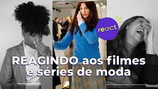 Reagindo aos filmes e séries de moda   STEAL THE LOOK