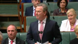 Question from the Member for Grey to the Minister for Defence Industry, representing the Minister for Employment, about why unreliable and expensive electricity is a threat to the success to job creating industries in South Australia.