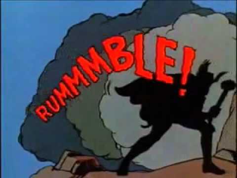 The Mighty Thor 1960's Cartoon - Intro
