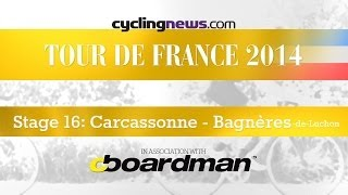 Tour de France 2014 - Stage 16 Preview