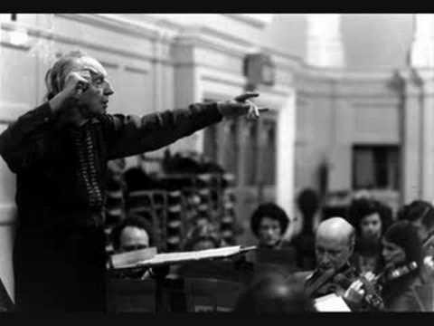 Stokowski conducts Sibelius Valse Triste