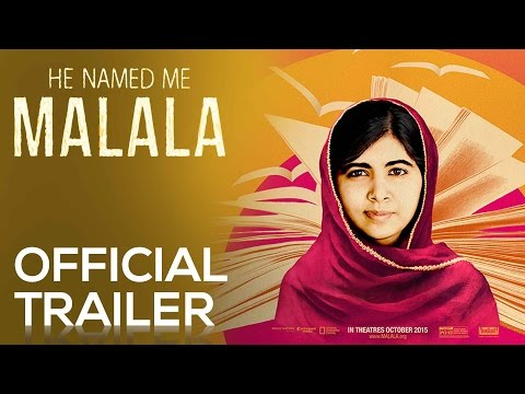He Named Me Malala Movie Picture