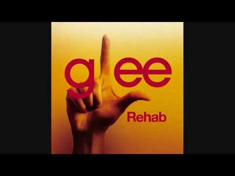 Tekst piosenki Glee Cast - Rehab po polsku