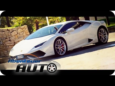 Lamborghini Huracán | Abenteuer Auto Classics