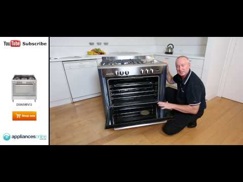 Expert review of the Freestanding Emilia Gas Oven/Stove DI965MVI3 - Appliances Online