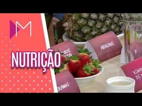 Nutricionista - Alimentos que ajudam a reduzir a vontade por doces - Mulheres (14/08/18)