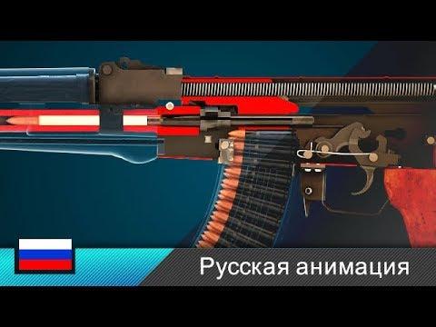Как работает AK-47
