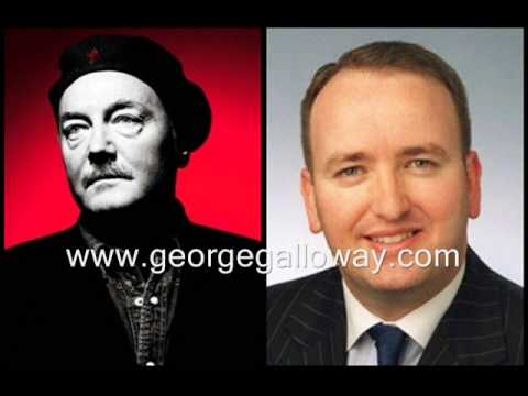 George Galloway vs Mark Pritchard on Edward Snowden - BBC Radio 5 - 23rd June 2013