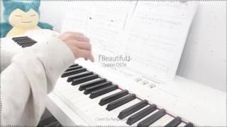 Video Goblin 도깨비 OST 4 - Beautiful by Crush 크러쉬 - Piano Cover w/ sheet music download in MP3, 3GP, MP4, WEBM, AVI, FLV Mei 2017