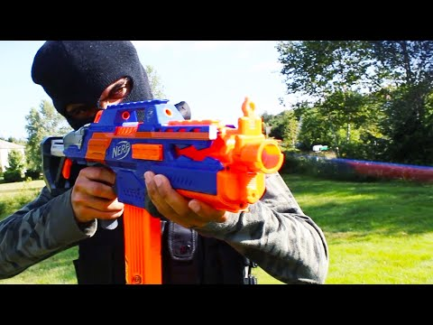 Nerf Squad 21: Riot Shield
