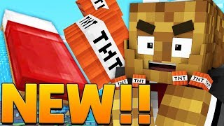 2 Noobs vs 14 Pros - MINECRAFT BED WARS
