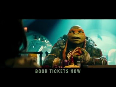 Teenage Mutant Ninja Turtles: Out of the Shadows (TV Spot 'Red Onions')