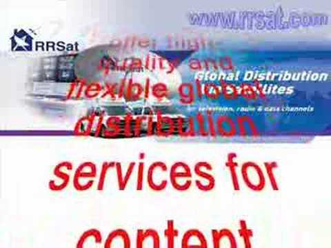 RRSat is a provider of Global distribution for TV content