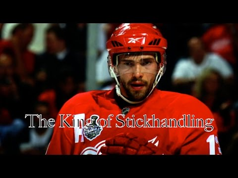 Pavel Datsyuk Па́вел Дацю́к – The King of Stickhandling 2