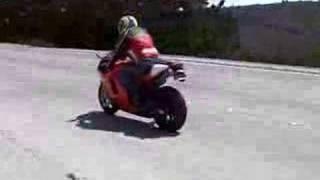 8. Riding Ducati Desmosedici RR