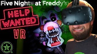 Spooky Pizza Party - Five Nights at Freddy's VR: Help Wanted: Spooky Month | VR the Champions by Let's Play