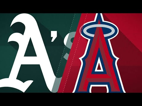 Video: Davis, Lowrie homer in A's 5-2 victory: 9/29/18