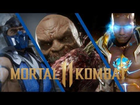 Mortal Kombat 11 Complete roster predictions