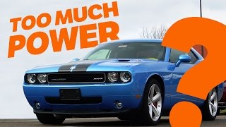 6 Cars That Have Too Much Horsepower by Car Throttle