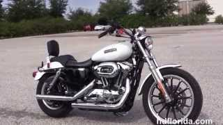 3. Used 2006 Harley Davidson Sportster 1200 Low Motorcycles for sale