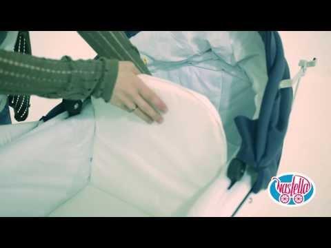 Детская коляска Nastella Luxe