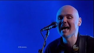 Smashing Pumpkins Monuments To An Elegy - Being Beige Jimmy Kimmel Live
