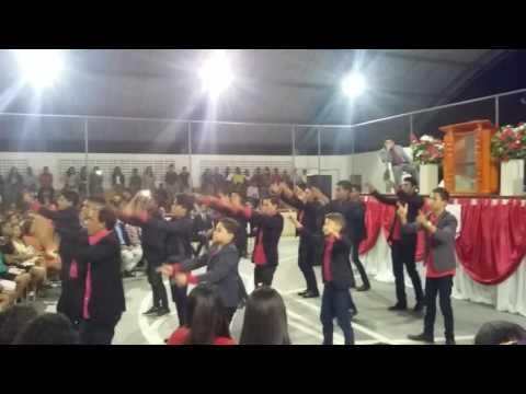 1 pre-congresso da UMADEB EM BACURITUBA ( coreografia com os meninos de Penalva )