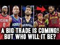 Who Will The Cavs Make A Blockbuster Trade For? | Kemba Walker For Isaiah Thomas?