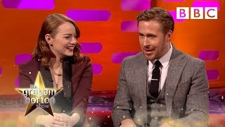 Video Ryan Gosling on taking his mother to award ceremonies - The Graham Norton Show: Episode 13 - BBC One MP3, 3GP, MP4, WEBM, AVI, FLV Februari 2019