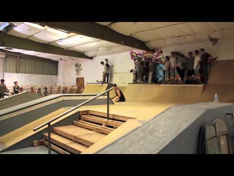 The Nest Skatepark Go Skate Day 2012