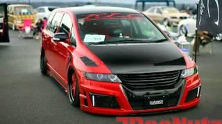 Nonton Honda Odyssey Tribute