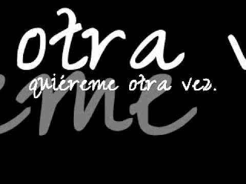 Beth - Quiereme Otra Vez lyrics