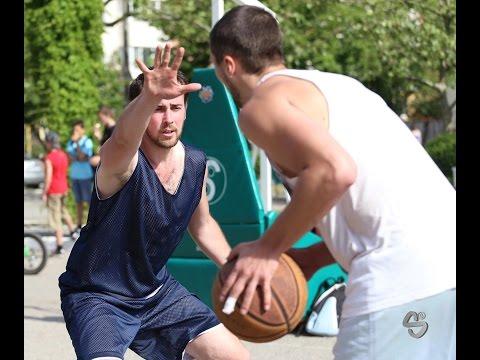 Видео игр плей-офф турнира ''Khimik Streetball Party vol. 6''