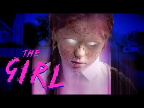 The Girl - A short film for kids about a haunted primary school - Scary, Creepy, Horror, Ghost